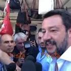 """Regionali, Salvini: """"Alleanza PD-M5s lo facciano, non sono preoccupato"""""""